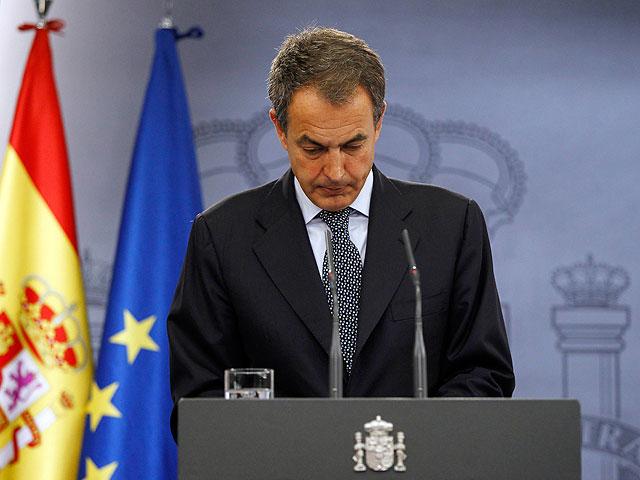 Zapatero anuncia que adelantará las elecciones generales al 20 de noviembre