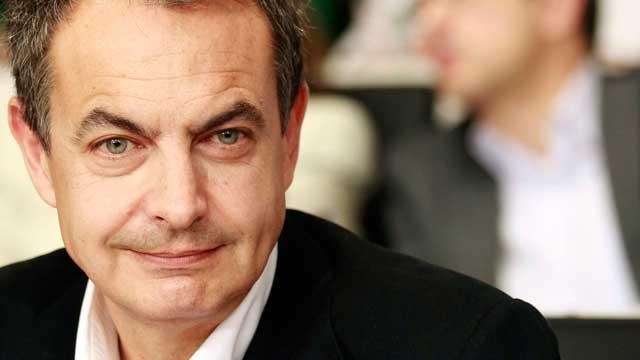 Zapatero anuncia que no se presentará a las elecciones en 2012