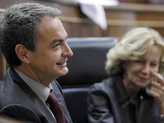 Zapatero, convencido de seguir contando con el respaldo parlamentario suficiente