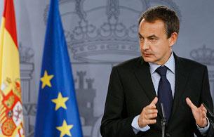 Zapatero hace balance del 2008