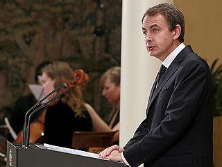 """Zapatero: """"Llegará el fin de ETA pero la memoria de las víctimas no se extinguirá"""""""