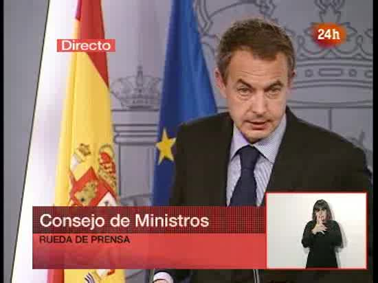 Zapatero niega que su Gobierno autorizase vuelos con presos a Guantánamo