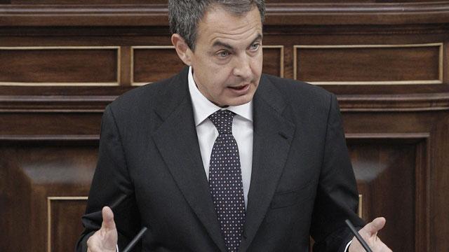 Ver vídeo  'Zapatero se despide del Congreso entre aplausos'