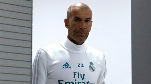"""Zidane: """"No hay equipo A y B, hay jugadores importantes"""""""