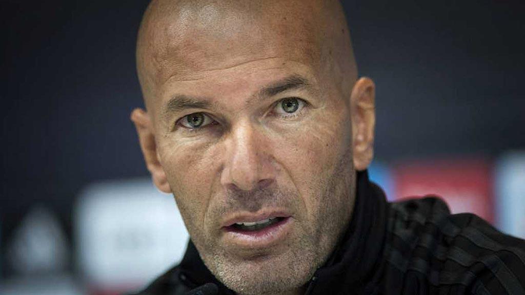 """Zidane, sobre Bale: """"Para mí, es un jugador completo"""""""