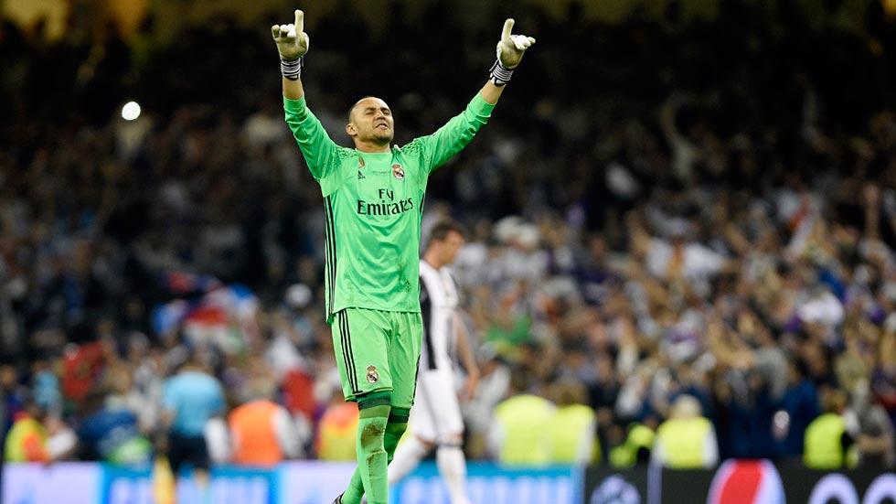 Zidane lo tiene claro, se queda con Keylor y Casilla
