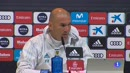 "Ir al Video Zidane: ""No vamos a hacer pasillo al Barcelona"""