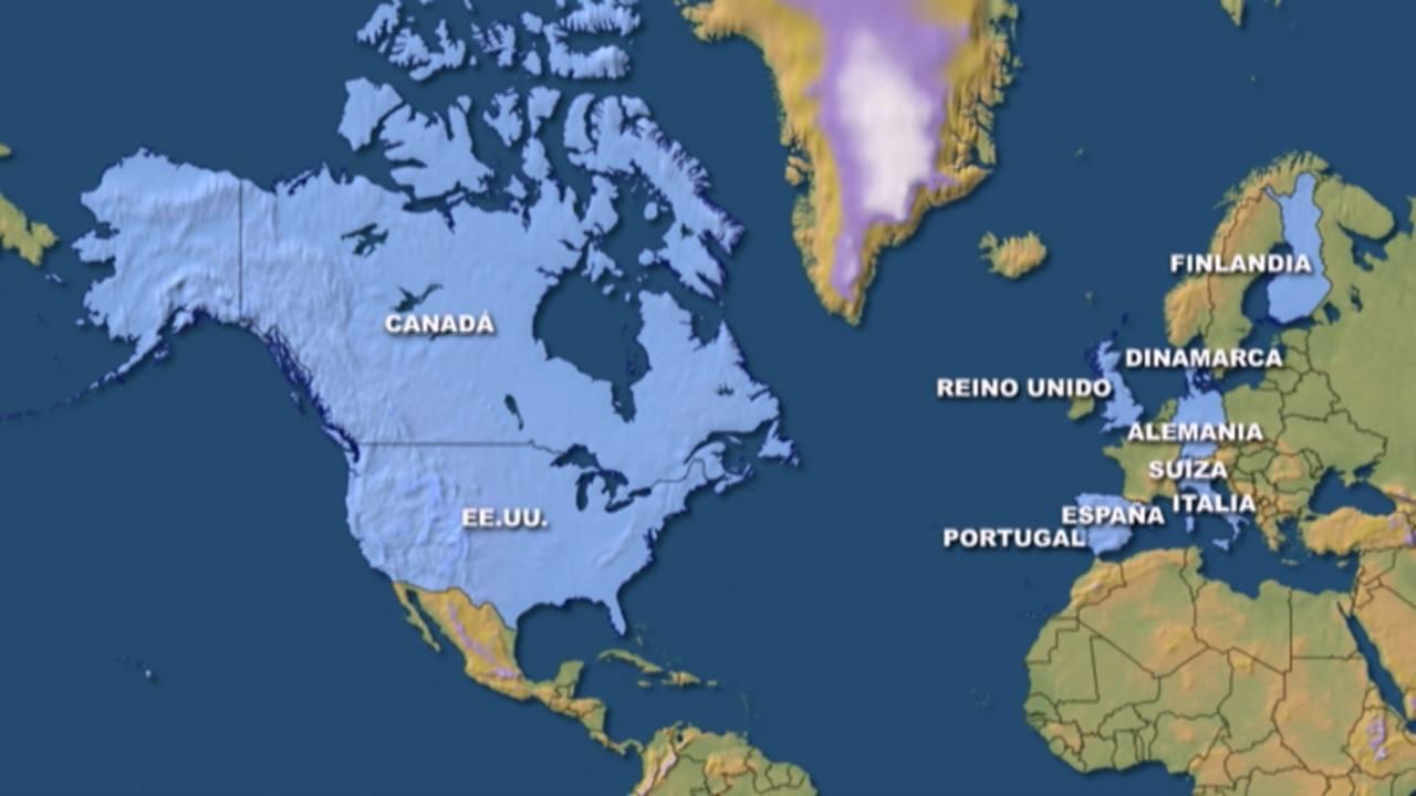 El zika también ha llegado a nueve países europeos