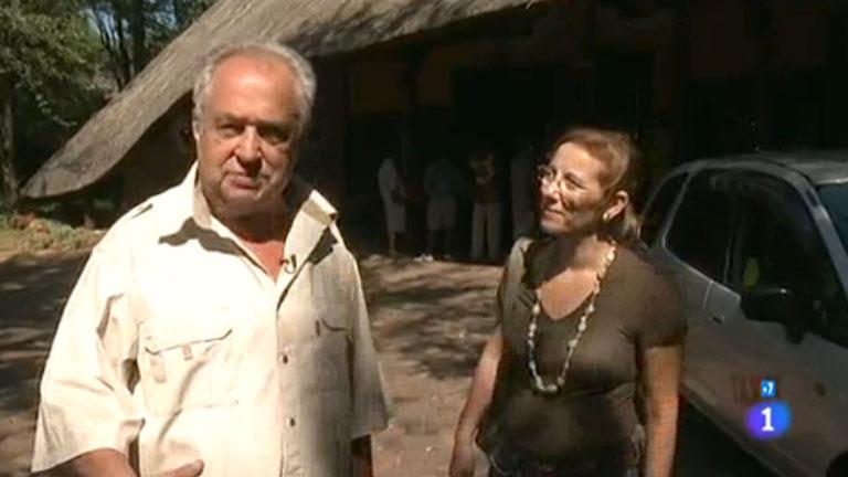 Españoles en el mundo - Zimbabue - José Luis