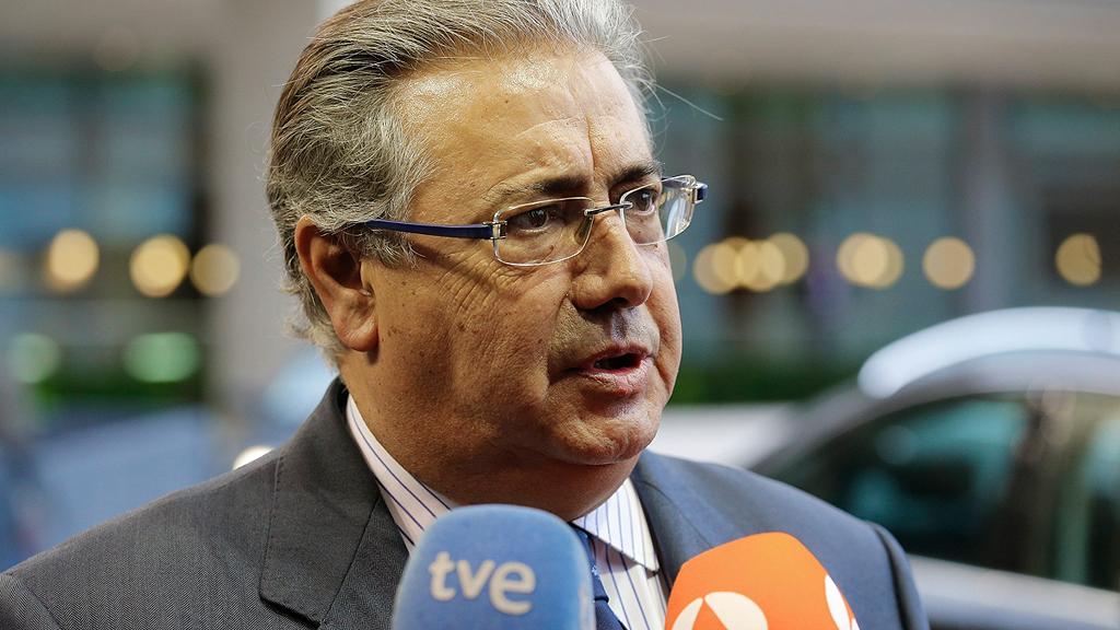 Zoido pide acelerar los procesos de identificación de víctimas de terrorismo para evitar sufrimiento