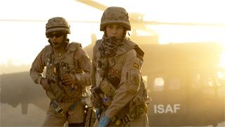 'Zona Hostil' recrea el combate real entre legionarios españoles e insurgentes afganos en agosto de 2012