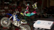 X-Fighters con Intel, E-Mehari, Garmin y FIFA 17