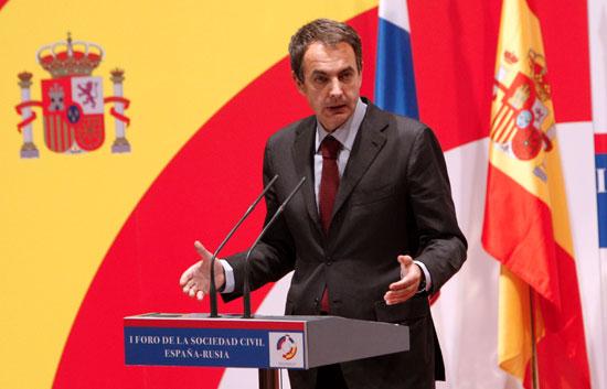 Zapatero se siente solidario y comprometido con los resultados de las elecciones en Galicia y en el País Vasco