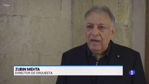 Zubin Metha dirige el concierto inaugual del 66º Festival Internacional de Música y Danza de Granada