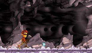 Juego La cueva del peligro