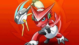 Juego ¡Shoutmon Smash!