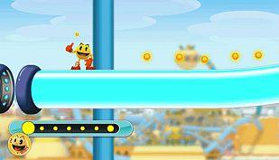 Juego Pac-Man Dash!