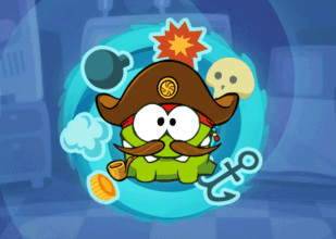 Juego Cut the Rope - Time Travel