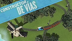 Juego Thomas, constructor de vías