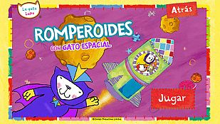 Juego Romperoides