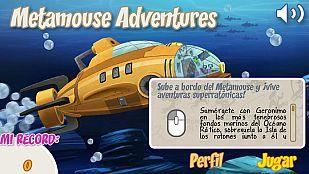 Juego Metamouse Adventures