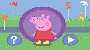 Juego Los charcos de barro de Peppa Pig