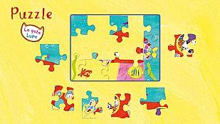 Juego El puzzle de Lupe