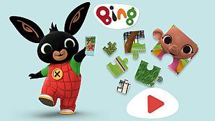 Juego El puzzle de Bing