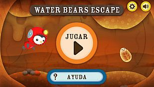 Juego Water Bears Escape
