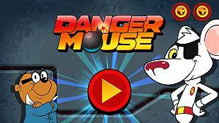 Juego Danger Mouse...¡salva el día!