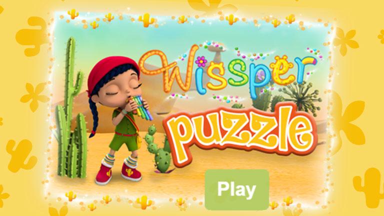 juego puzzle wissper