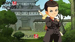 Juego Corta-Samurai