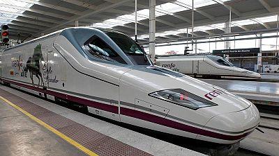 Resultado de imagen de El AVE Valencia-Castellón empezará el 20 de marzo en pruebas