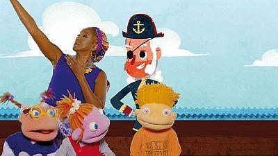 ¡Aprende cantando la historia del audaz almirante 'Blas de Lezo'!