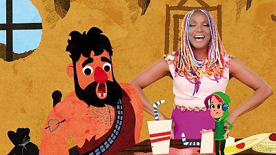 ¡Canta con Lucrecia y los Lunnis la canción de 'Marieta y el gigante Silbán'!