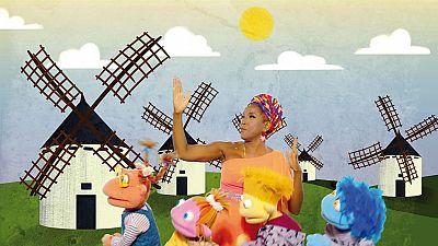 ¡Canta con los Lunnis la historia de 'Don Quijote'!