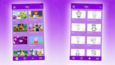 Clan estrena nuevo diseño en su App para móviles y tabletas: más moderno, rápido y con nuevas funciones
