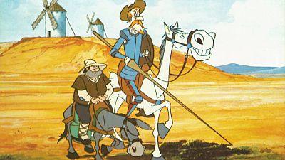 Cruz Delgado, el Quijote de la animación española