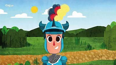 ¡Disfruta cantando con los Lunnis la canción de 'La dama de Arintero'!