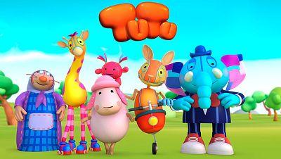 Divertido, aventurero, curioso...¡te presentamos a Tutu, el canguro motorizado!
