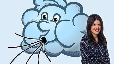 La estación azul de los niños - Experimentos con el aire y con Buzz Lightyear