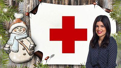 La estación azul de los niños - Nochebuena con la Cruz Roja