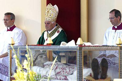 Primera carta enciclica de benedicto xvi