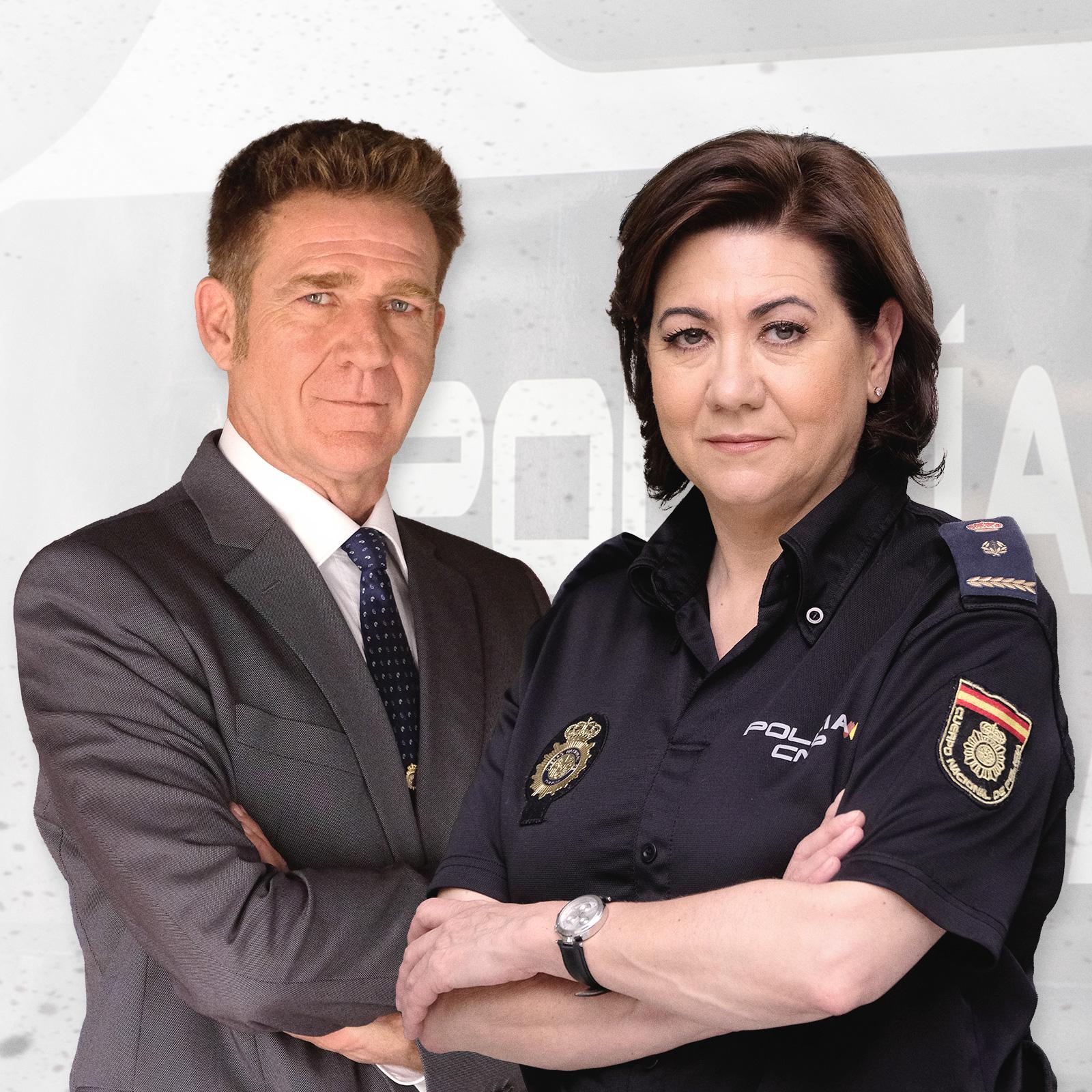 Imagen principal del programa 'Servir y proteger'