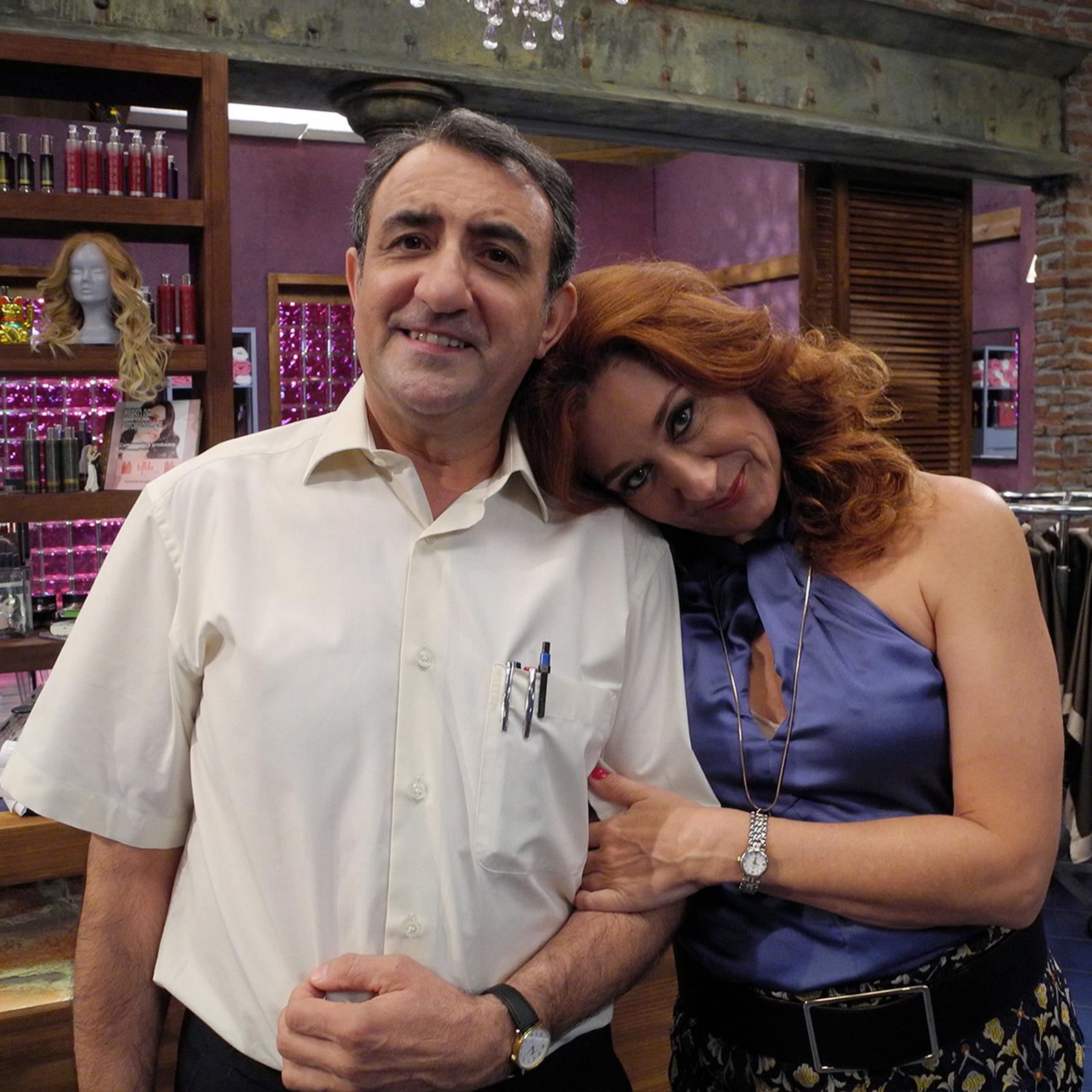 Imagen principal del programa 'La peluquería'