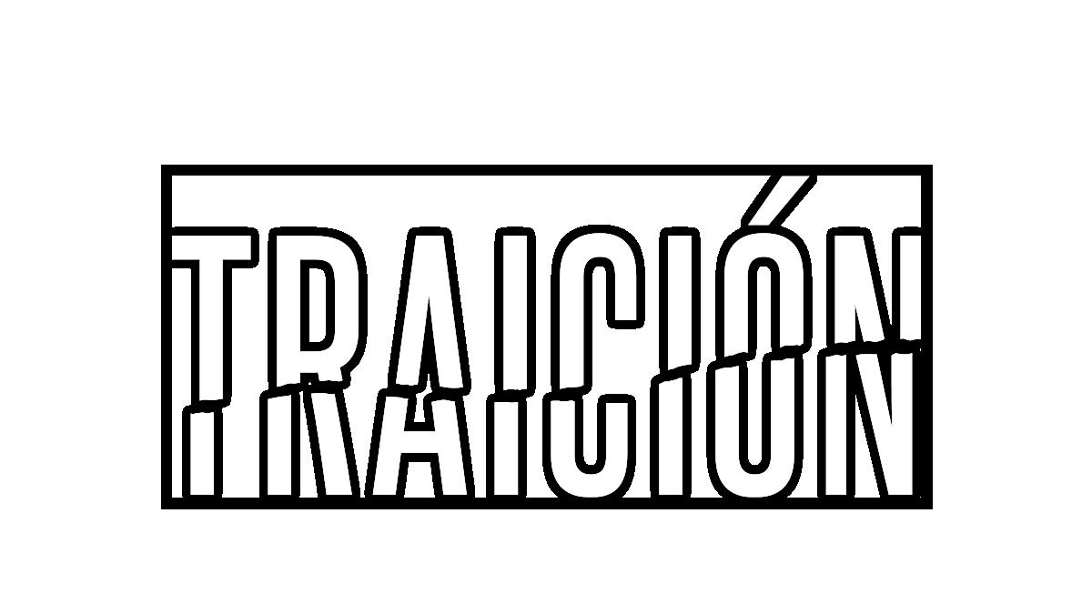 Logotipo del programa 'Traición'
