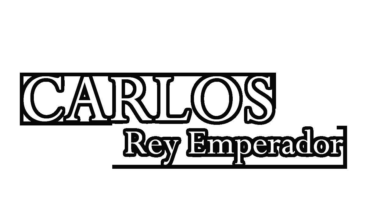 Logotipo del programa 'Carlos, Rey Emperador'