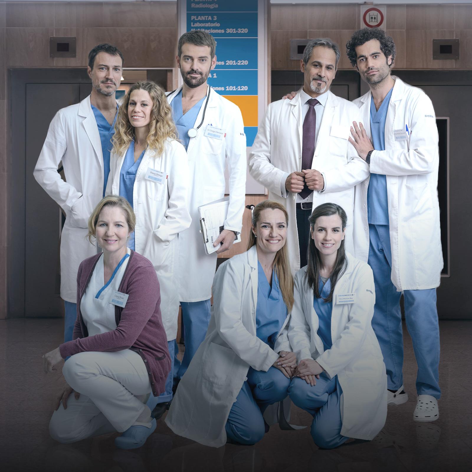Imagen principal del programa 'Centro médico'