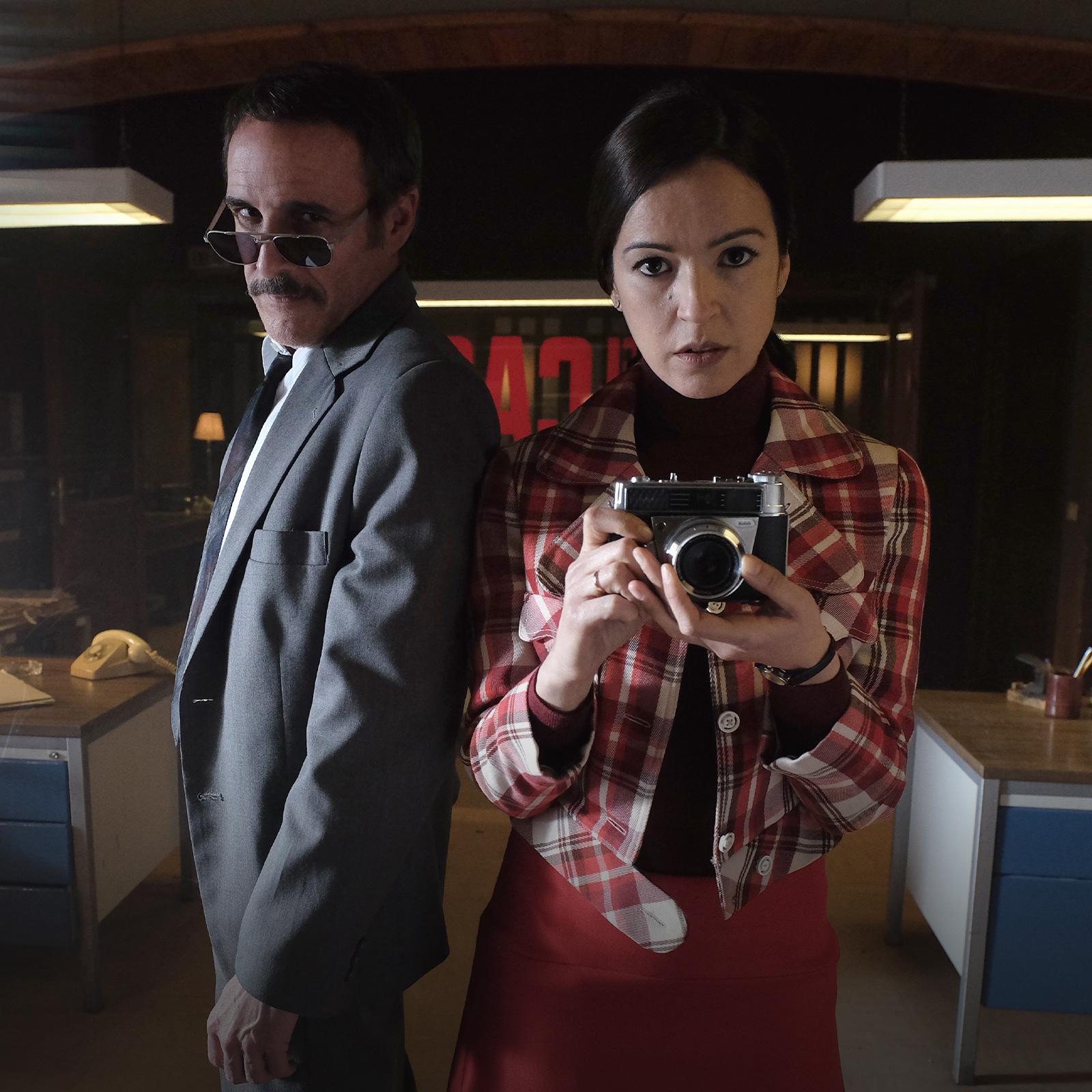 Imagen principal del programa 'El Caso. Crónica de sucesos'
