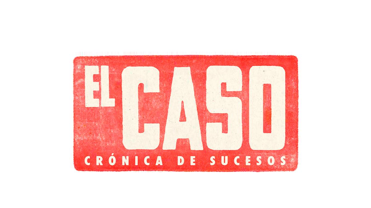 Logotipo del programa 'El Caso. Crónica de sucesos'